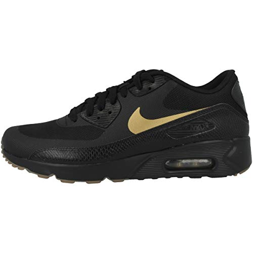 Nike Air Max 90 Ultra 2.0 Essential Sneaker Low (Schwarz 90 Air Nike Max Essential)