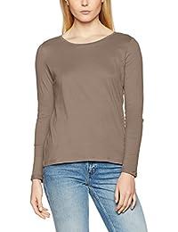 edc by Esprit 017cc1k036, T-Shirt Femme
