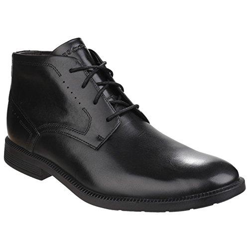 Rockport Herren Dressports Modern Chukka Boots Schwarz