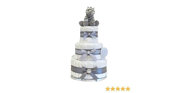 Couches /à g/âteau /à 2//étages de luxe Bleu//rose//jaune//mixte//neutre en peluche Teddy Baby Shower Panier cadeau de nouvelle Maman Livraison gratuite.