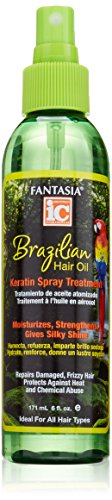 Brasilian Oil - Keratine Spray Treatment 171ml