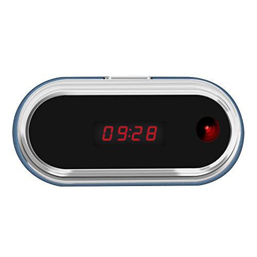 Aisoul Wifi Cámara Oculta Reloj - HD 1080p IP Cámara de Seguridad...