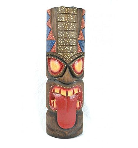 Mscara-Tiki-polynsien-H50-cm-de-madera-Decoracin-Tahiti