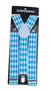 Les bretelles bavarois pour toutes les vraies bayer
