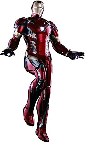 "Power Pose""-Figur von Hot Toys, HT902622, im Maßstab 1:6 (Iron Man-power)"