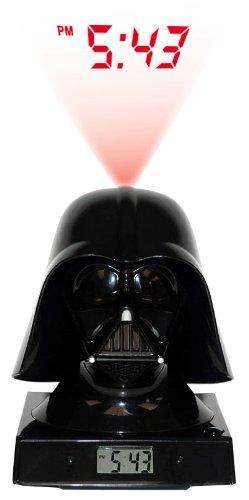Star Wars - Clone Wars 3D Wecker Darth Vader