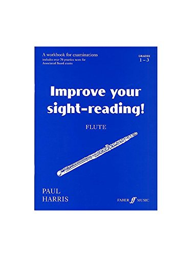 improve-your-sight-reading-flute-grades-1-3-partitions-pour-flte-traversire