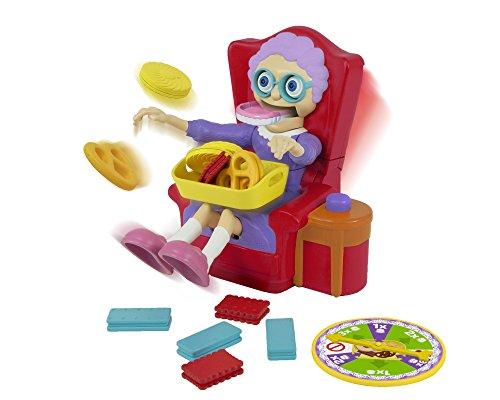 Tomy Geschicklichkeitsspiel Für die ganze Familie Keks Karacho mehrfarbig Hochwertiges Kinderspielzeug Ab 5 Jahre