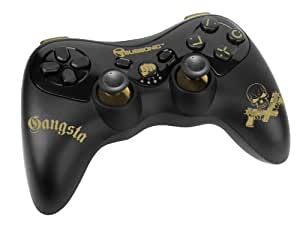 Subsonic PRO Controller Wireless Gangsta Manette Console compatible Sony PlayStation 3