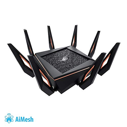 ASUS ROG Rapture GT-AX11000 - Router Gaming Tri-Banda