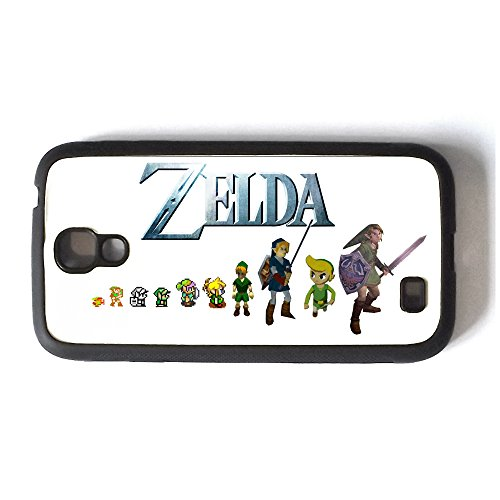 GPO Gruppe Exklusive Nintendo, klassisch, Zelda, Samsung Galaxy S4 Zelda Design Evolution, Phonecase Hartschale aus Gummi