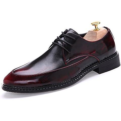 Xia Qiuying marea scarpe/Scarpe casual business/Lacci scarpe a