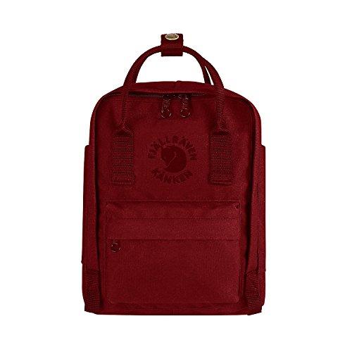 Fjällräven Re-Kånken Mini Rucksack, rot (Ox Red), 13 x 20 x 29 cm, 7 L