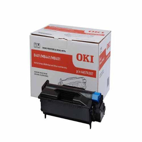 OKI 44574307 MB441 Trommel 25.000 seite Image drum B401/MB441/MB451 - Oki Image Drum Kit