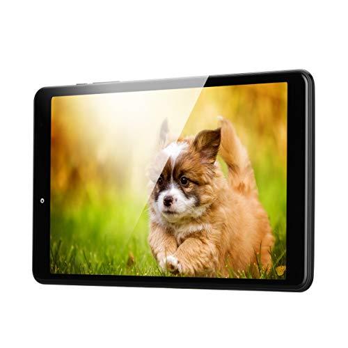 Chuwi hi9 tablet gaming da 8.4 pollici, quad core 1.9ghz android 7.0, ram 4 gb rom 64 gb, display ips fhd 2560*1600, 5mp+2mp doppia fotocamera, supporto otg dual wifi bluetooth 4.0, 5000mah nero