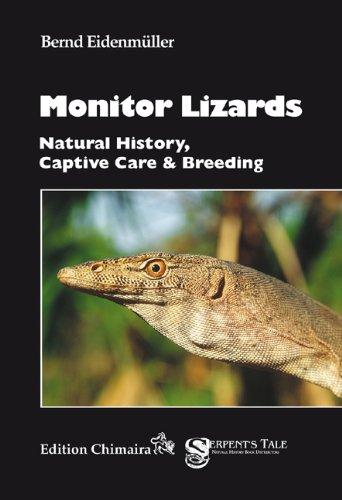 Monitor Lizards: Natural History, Captive Care & - Lizard Monitor