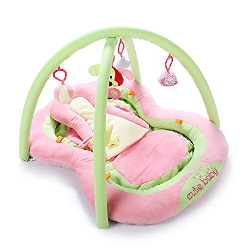 Gimnasio para bebés con Forma de maní. 3 en 1 tapete de Juego para...