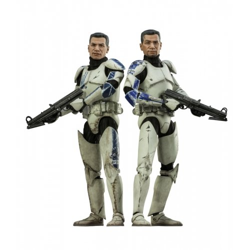 Sideshow Collectibles Maßstab 1: 6 Clone Troopers Echo und 5 Figur (Clone Trooper 1 6)