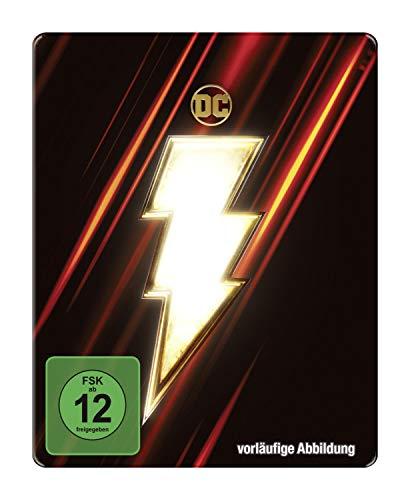 Shazam! (4K Ultra HD + Blu-ray Steelbook)