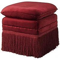 Comparador de precios Casa-Padrino Luxury Stool Red - Hotel Stool Furniture - precios baratos