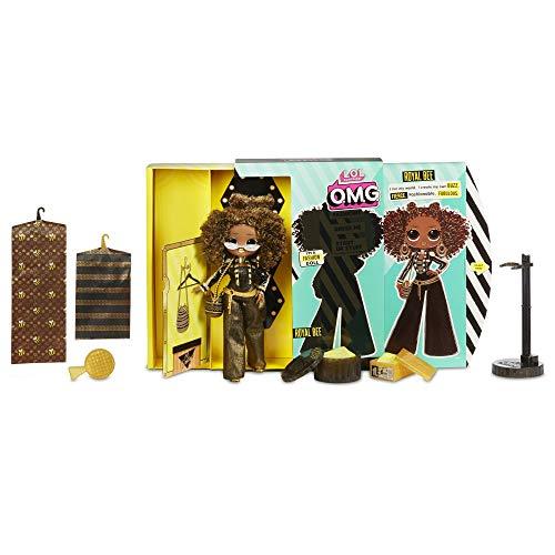 Giochi Preziosi - LOL Top Secret Fashion Doll Queen Bee Bambola