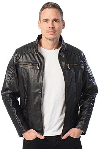 bohmberg-homme-veste-blouson-similicuir-noir-style-street-classique-rtro-biker-faux-cuir-b-1020-xl