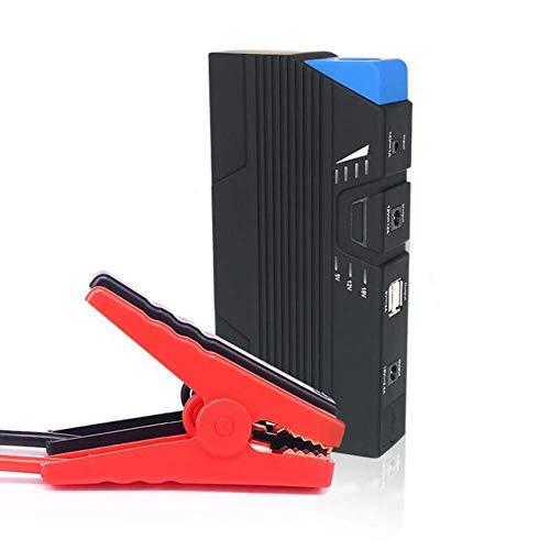 Preisvergleich Produktbild XAJGW Tragbarer Auto-Sprungs-Starter 600A Spitze 12000mAH (bis zu 6.0L-Gasmotor) Selbstbatterie-Verstärker-Kraftpaket... mit intelligenten aufladenanschlüssen