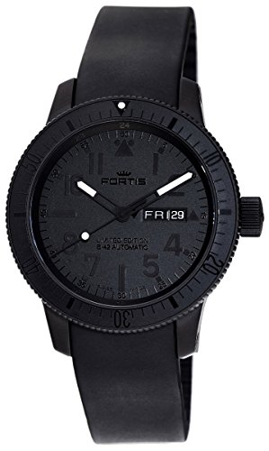 fortis-limited-edition-cosmonautis-pitch-black-b-42-automatic-titanium-herren-uhr-6472881k