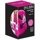 DYLON Flamingo Pink Machine Dye 350g Includes Salt by Dylon