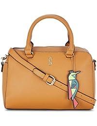 global desi Women's Shoulder Bag (Tan)