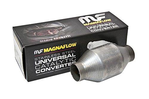 Magnaflow 200 Cell métallique Sports Cat (Centre/centre) 5,1 cm (59954)