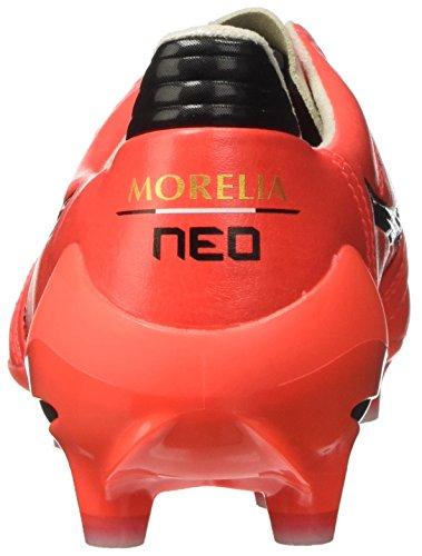 Mizuno Herren Morelia Neo Ii Md Fußballschuhe, Corallo Di Fuoco / Multicolore Nero (fierycoral / Nero)