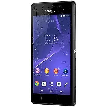 Sony Xperia M2 Aqua noir Vodafone