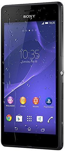 Sony Vodafone Sony Xperia M2 Aqua -schwarz- Mp4 Sony Ericsson