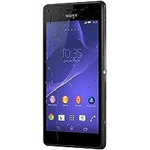 Vodafone Sony Xperia M2 Aqua 8GB 4G Negro - Smartphone (SIM única, Android, EDGE, GPRS, GSM, HSPA+, UMTS, LTE, Micro-USB)