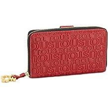 233206b5c26f6 Amazon.es  Carteras Tous - Rojo
