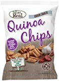 Eat Real Quinoa Chips Tomate & Knoblauch - 80 g vegan