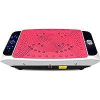 Preisvergleich für H&Y Fitness-Vibrationsplatte - Professioneller Vibrationstrainer mit 3D-Spiraltechnologie + Bluetooth A2DP-Musik + großer Auftritt + 2 leistungsstarke Engines + Unübertroffenes Design + Fernbedienung