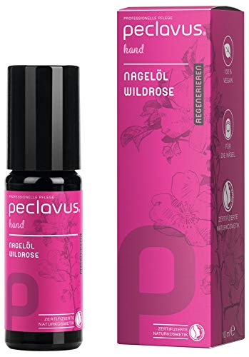 PECLAVUS Nagelöl Wildrose 10 ml | Regenerieren