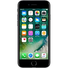 Idea Regalo - Apple iPhone 7 Nero (Nero Opaco) 128GB (Ricondizionato)