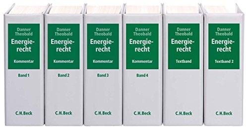 Energierecht: Energiewirtschaftsgesetz mit Verordnungen, EU-Richtlinien, Gesetzesmaterialien, Gesetze und Verordnungen zu Energieeinsparung und ... - Rechtsstand: Juni 2018