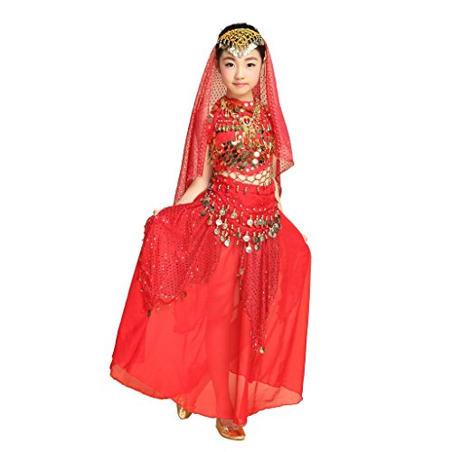 Best Dance Damen Morgenmantel Gr. Medium, (Outfits Arabian Nights)