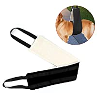 Generp Dog Lift Support Harness, Portable Dog Sling for Back Legs Hip, Help Lift Dogs Rear for Canine Aid and Old K9 Cruciate Ligament Rehabilitation