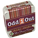 41oLuQU wIL. SL160  - BEST BUY #1 Cheatwell After Dinner Games - Odd 1 Out Game Reviews and price compare uk