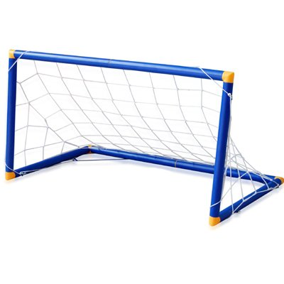 TRIXES Kids Childs Mini Football Soccer Goal Post Net Indoor Outdoor