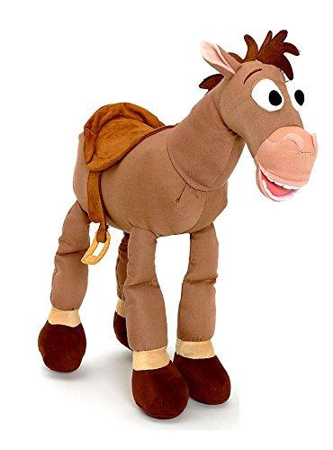 Disney Store Bullseye 34cm medio peluche Toy Story 3 cavallo Woody