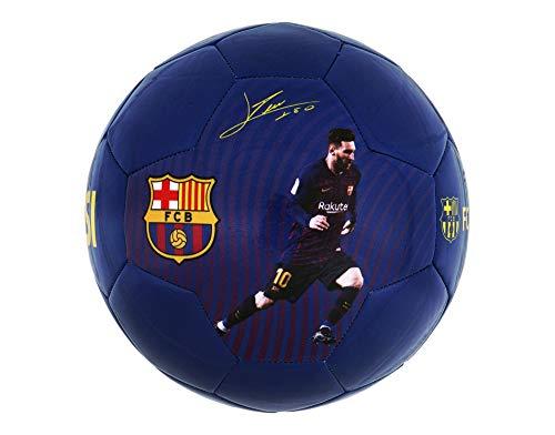 Lionel Messi - Balón fútbol Oficial FC Barcelona