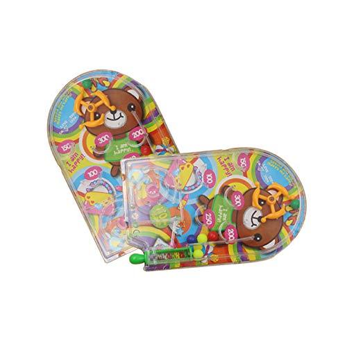 10 PCS Cartoon pin ball Spiel Spielzeug kinder glücklich geburtstag party favor partei souvenirs baby dusche rückkehr geschenk präsentieren pinata goody bag
