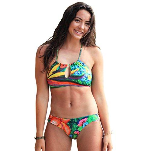 Bikini-Hose MichalArt Hawaiian Flowers XL