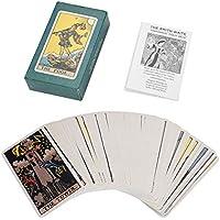Tarot Deck - Delaman 78Pcs/Set Rider Waite Vintage Future que Dice la Tarjeta de